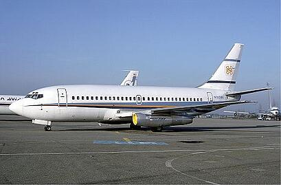 Private Jet Services Boeing 737-200 Marmet