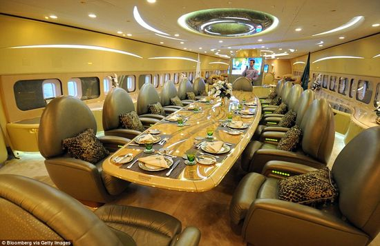 expensive private jet