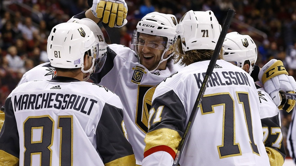 Here's how much Vegas Golden Knights tickets cost