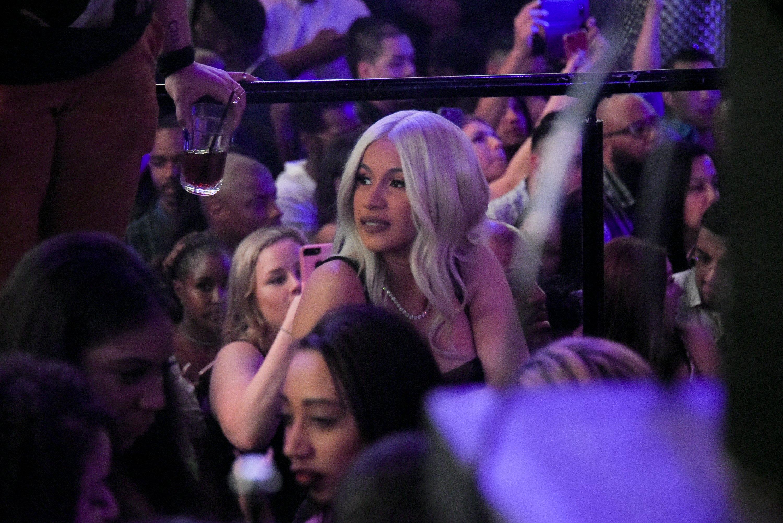 Cardi B at Drai's Nightclub Las Vegas_4.27.18_Credit_TonyTranPhotography 2