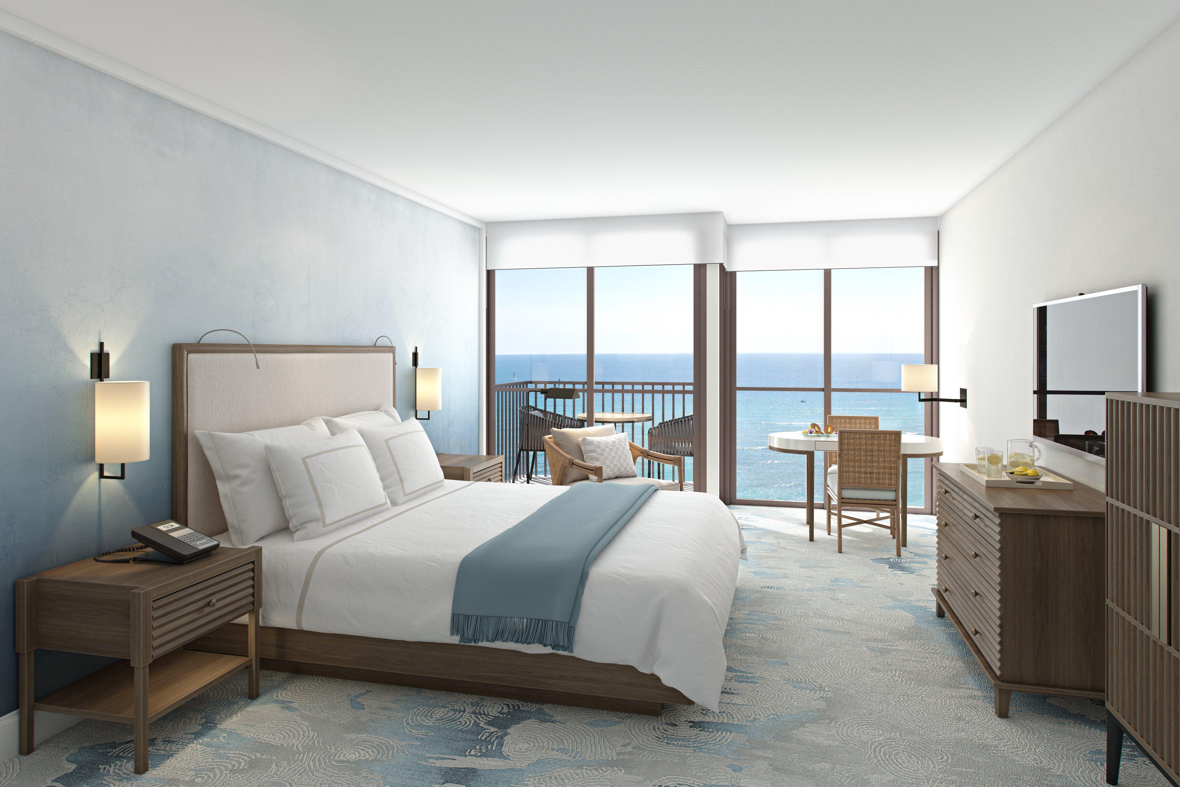 Halepuna Waikiki Guestroom Deluxe Ocean View