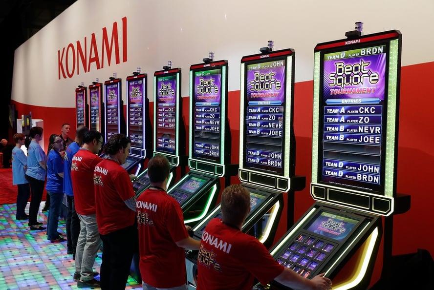 Konami Beat Square Tournament
