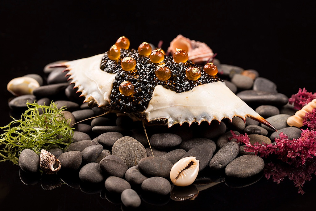 Le Cirque Crab and caviar.jpg
