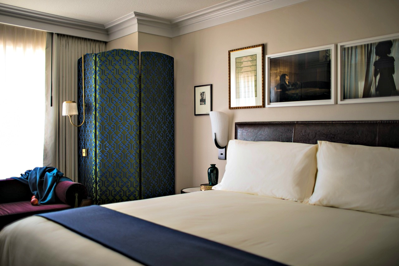 NOMAD Guest Room