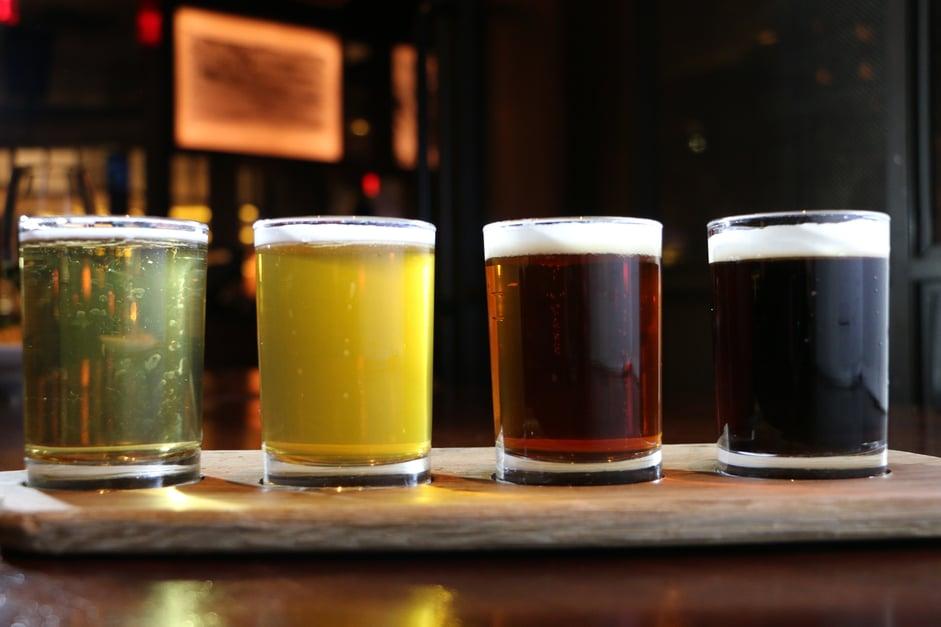 Public House Beer Flight -   focused.jpg