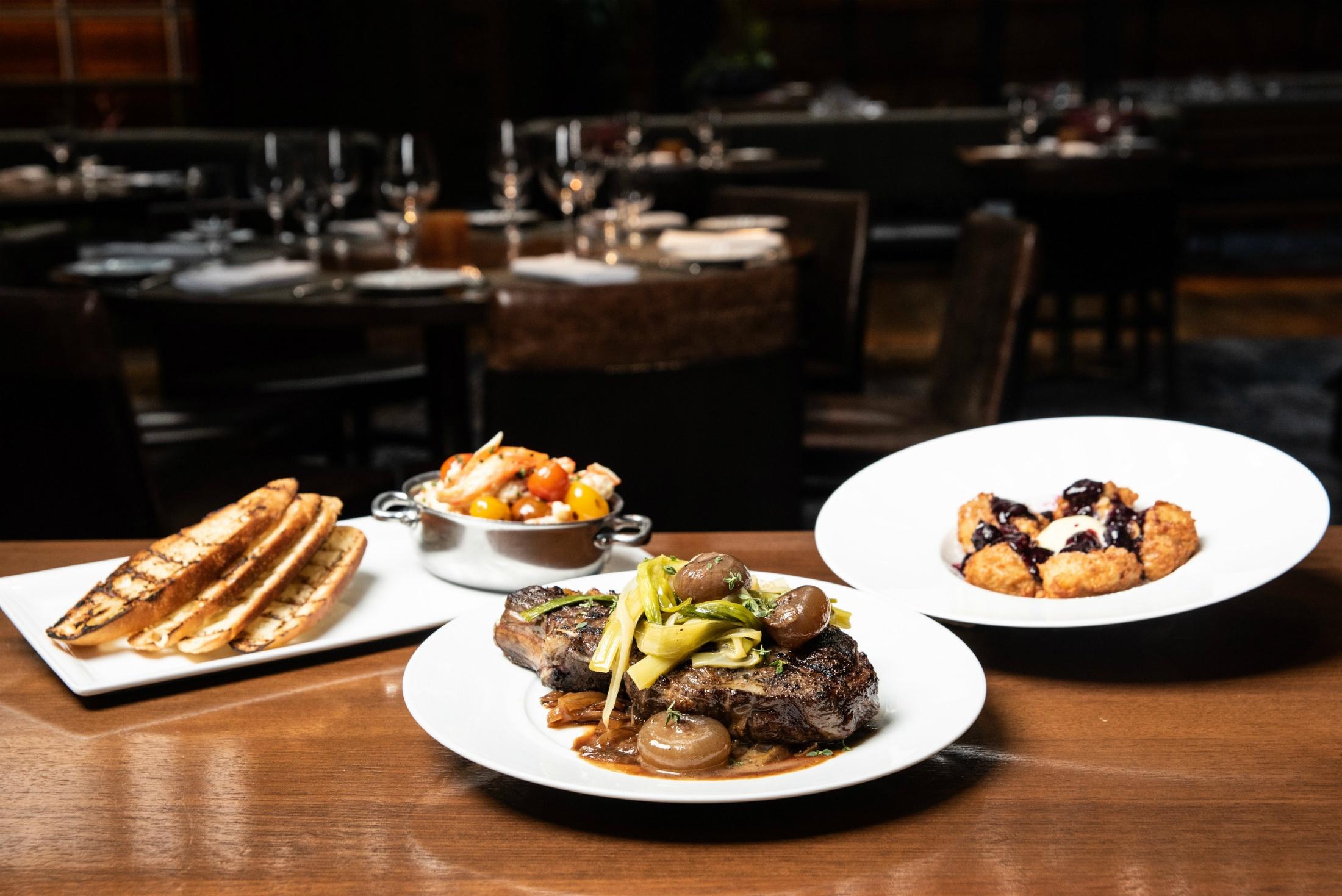 The Mirage - Heritage Steak - Five-Year Menu Assortment