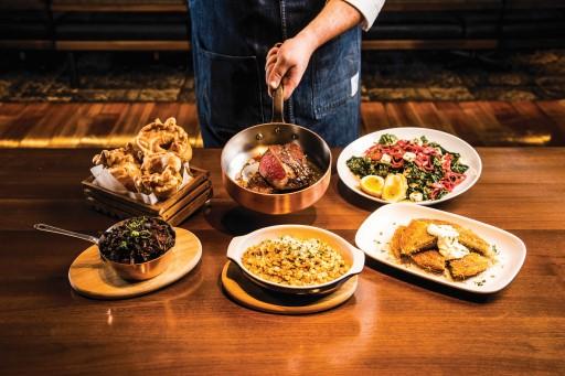 The Mirage - Heritage Steak - Food Assortment - Credit Levi Walker