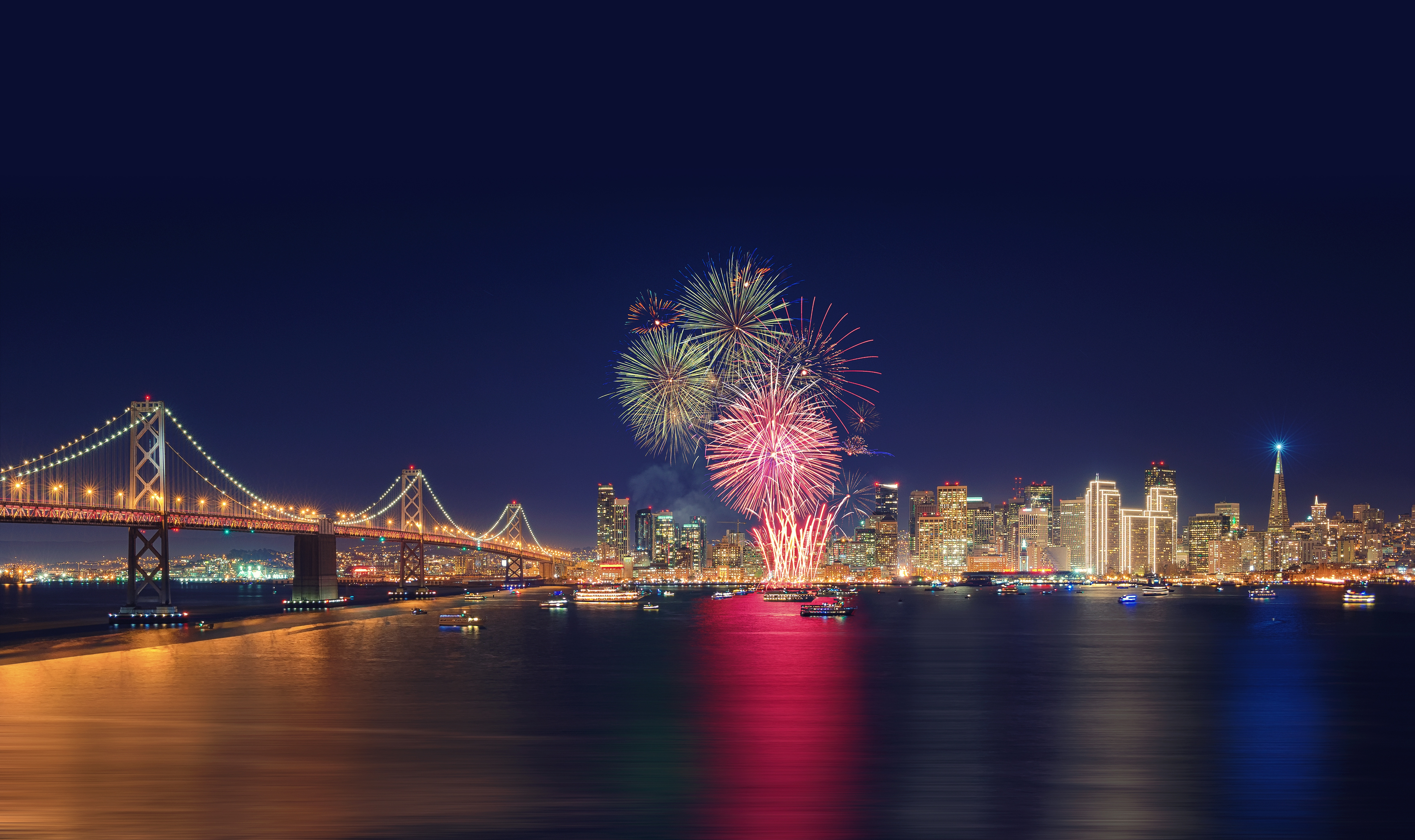 Book a Las Vegas Private Jet to These 4th of July Events in California