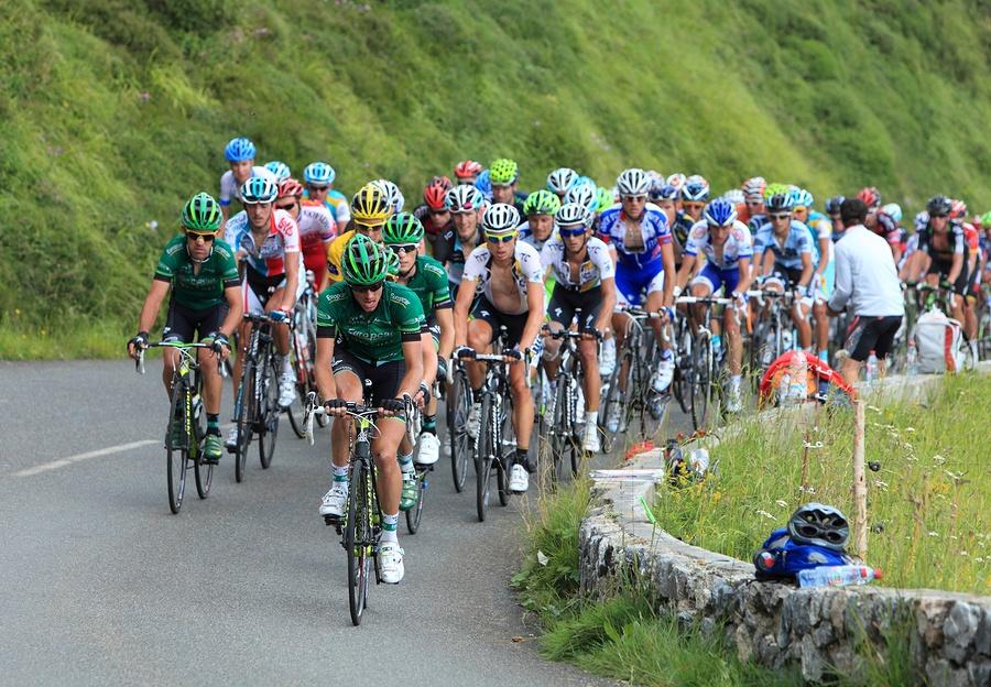 The Peloton Tour De France