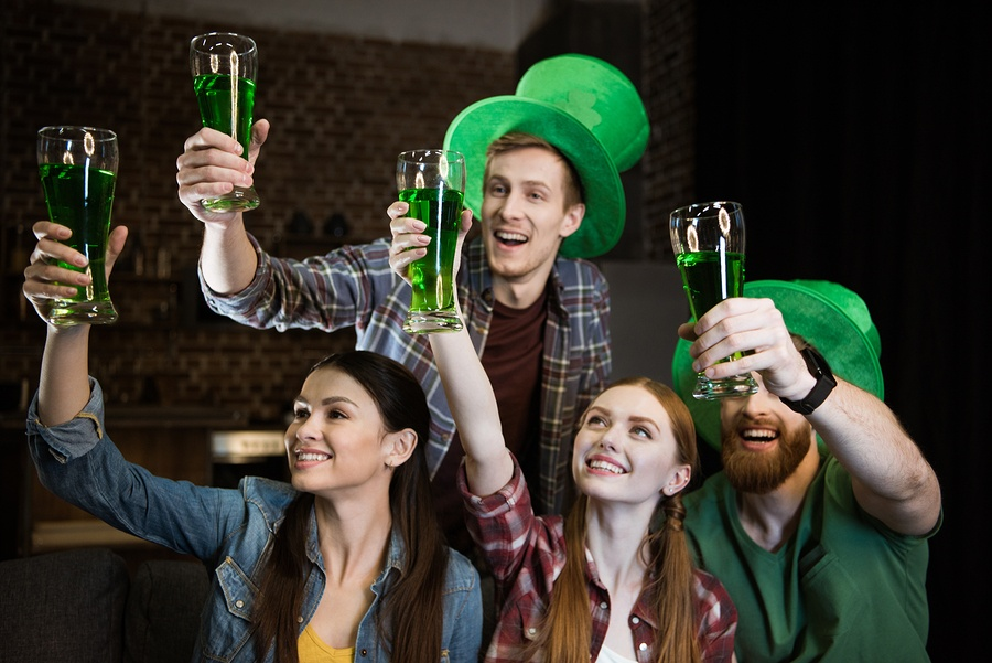 Take a Luxury Jet Charter to These Top St. Patrick's Day Celebrations