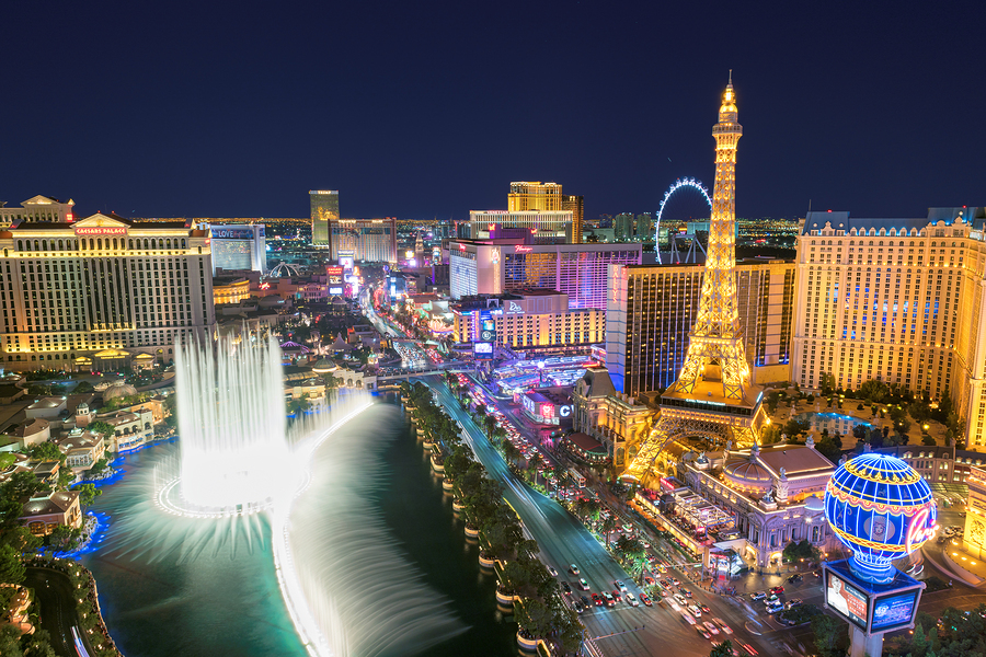 Enjoy Luxury Holiday Shopping by Booking Our Private Jet Charter Services to Las Vegas